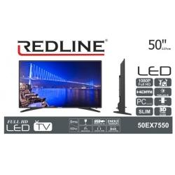 شاشة ريد لاين 50 بوصة ليد تلفزيون